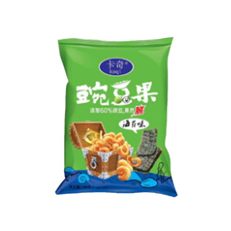 卡奇 豌豆果海苔味 80g