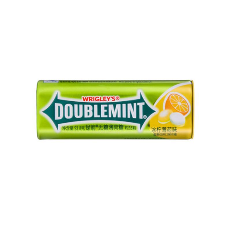 绿箭 无糖薄荷糖 冰柠薄荷味 35g