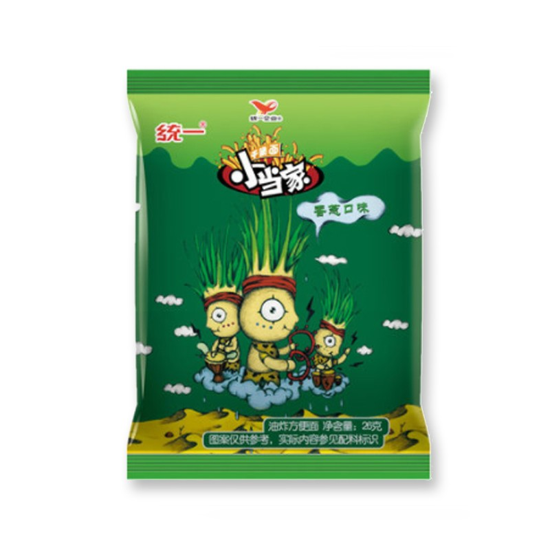 Unified Small Home Crisp Noodle with Shallot Flavor 26g*5