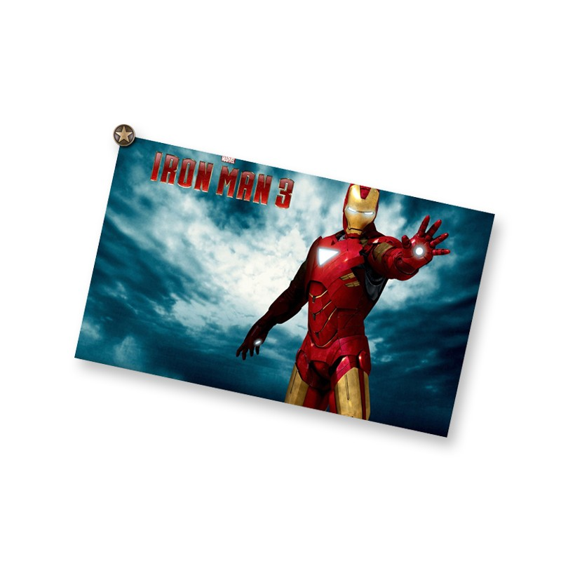 漫威 超级英雄电影复仇者联盟 卧室墙壁海报