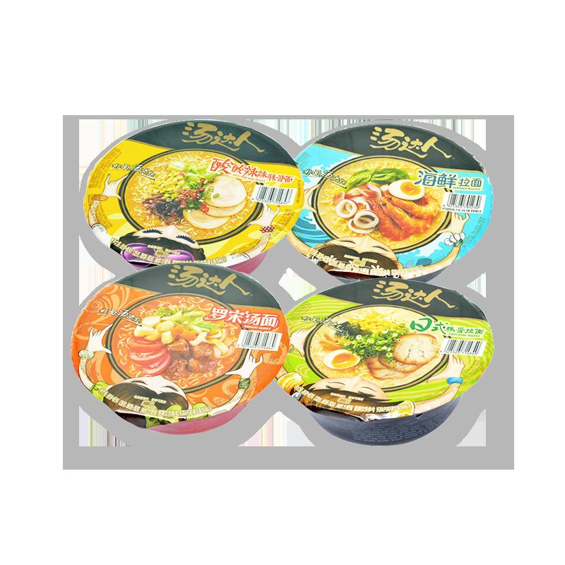 Tang Daren instant noodle bowl 130g