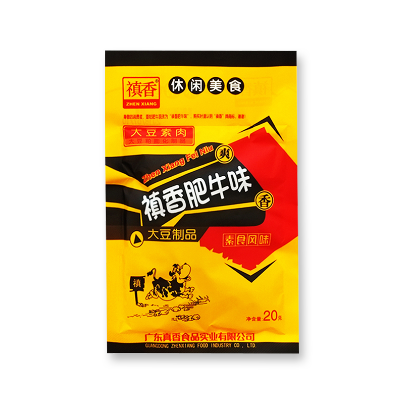 禛香  禛香肥牛味 20g