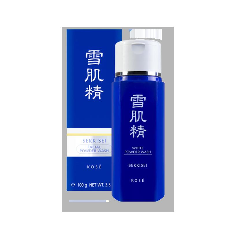 日本KOSE高丝 雪肌精 净透洗颜粉 100g