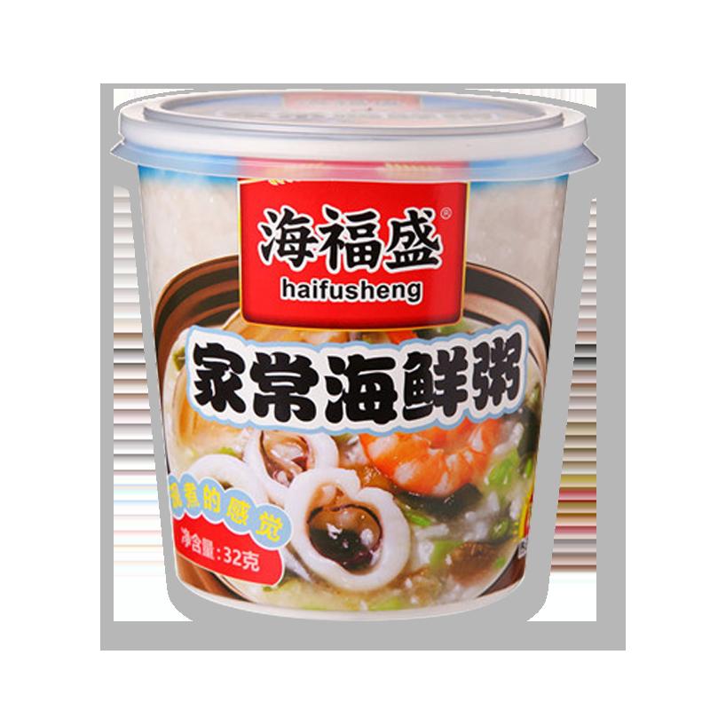 海福盛 家常海鲜粥 38g