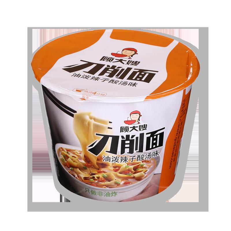 顾大嫂 刀削面 油泼辣子酸汤味 116g