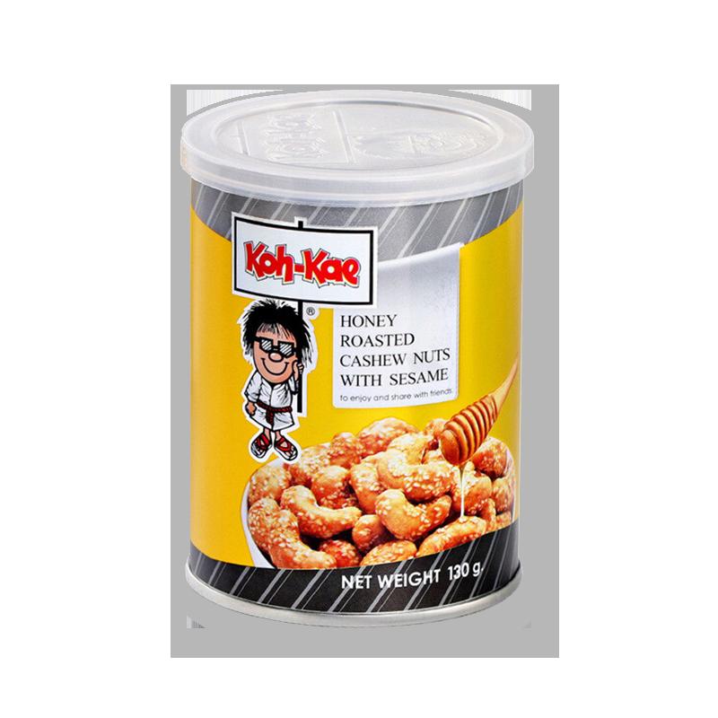 泰国大哥 蜂蜜芝麻焗腰果 130g