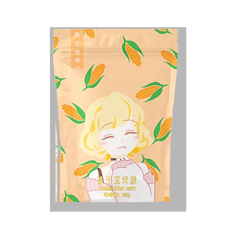 朝花惜时 冻干甜玉米脆 40g