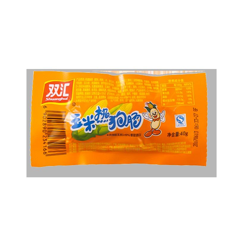 双汇 玉米热狗肠 40g