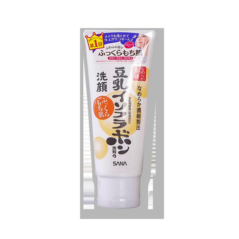 【日本直邮】日本 SANA 莎娜 豆乳美肌 保湿洁面乳 150g
