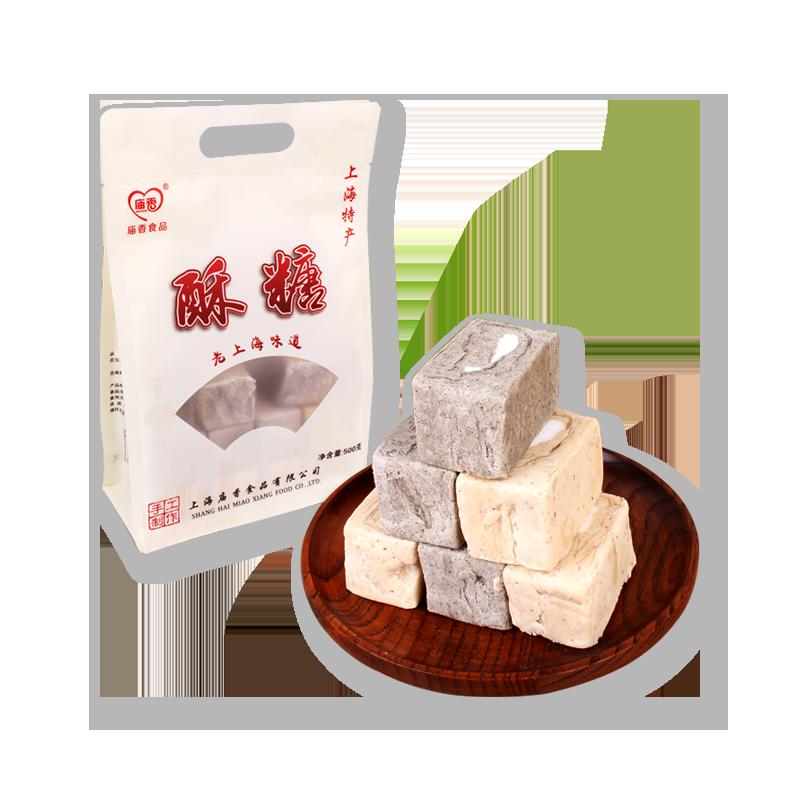 【中国特产】上海特产 酥糖芝麻花生糕点