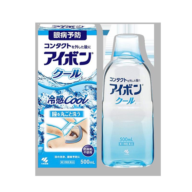 KOBAYASHI Kobayashi Pharmaceutical Light Blue Eye Wash 500ml