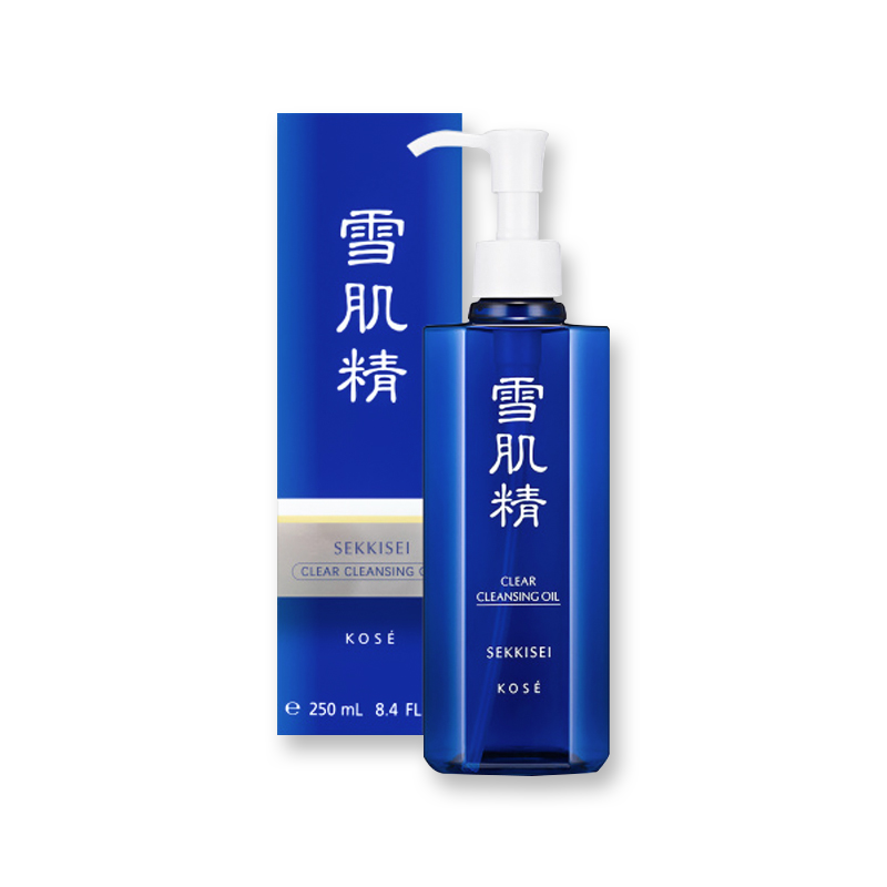 日本KOSE高丝 雪肌精 净透洁肤卸妆油 250ml