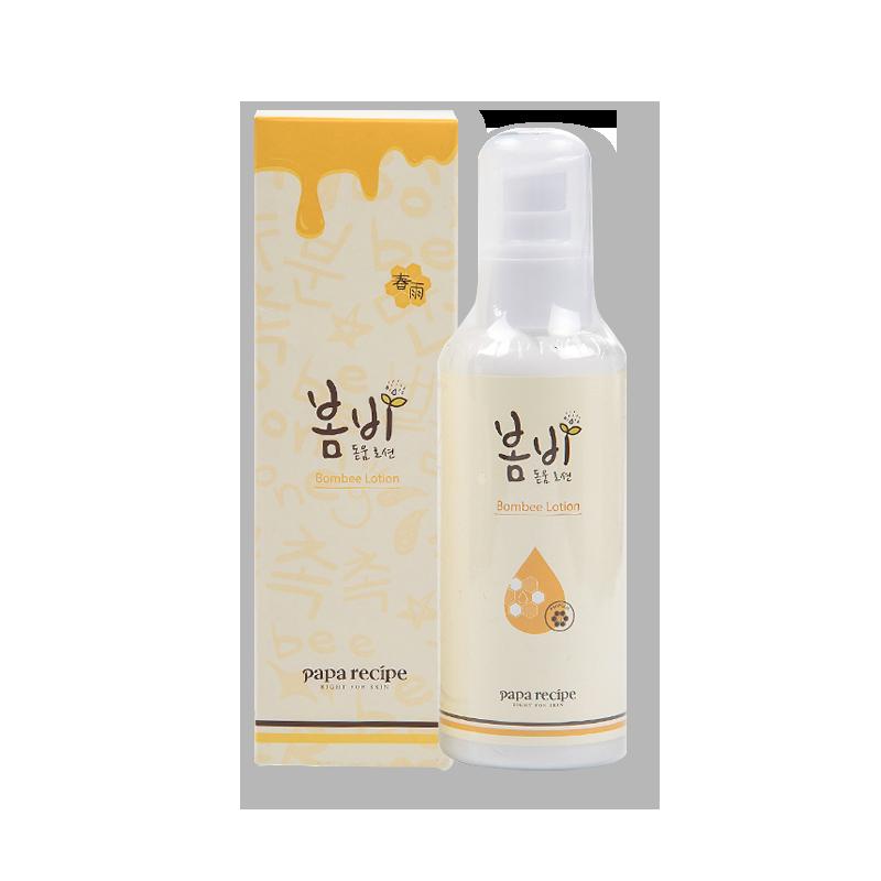 韩国paparecipe春雨 蜂蜜保湿乳液 150ML