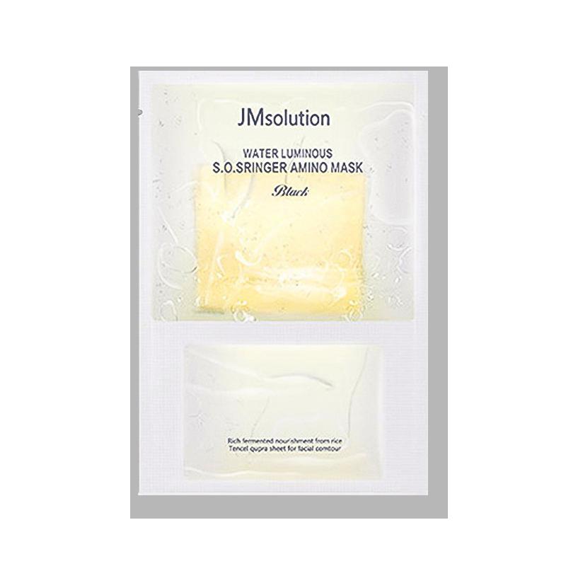 韩国JM SOLUTION 新款氨基酸针剂面膜 1片入