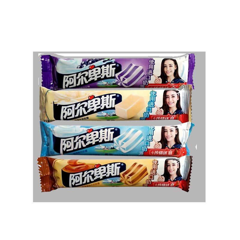 阿尔卑斯 牛奶软糖 33g