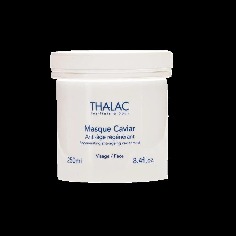 THALAC 鱼子酱高效抗衰舒颜面膜 250ml 美国直邮