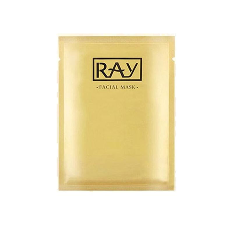 泰国 RAY面膜 金色银色补水保湿收缩毛孔 范冰冰同款推荐 单片入