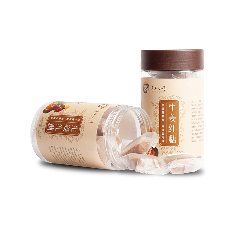 Dianxixiaoge Ginger brown sugar 230g