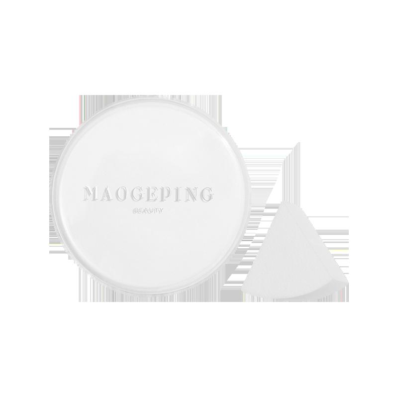 Mao Geping primer sponge tool skin sponge beauty makeup egg wet and dry