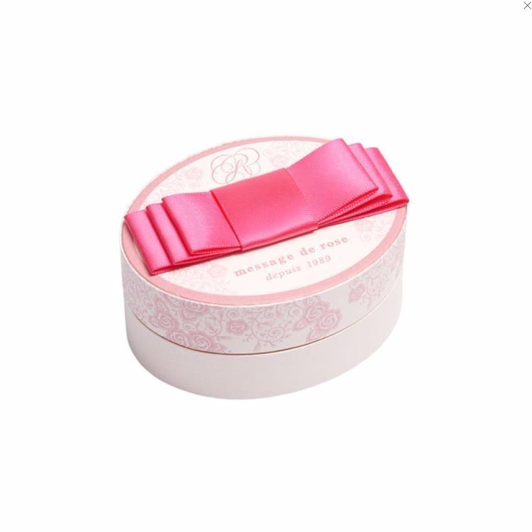 【日本直邮】日本名菓 MESSAGE DE ROSE情人节限定玫瑰花朵巧克力 1枚装