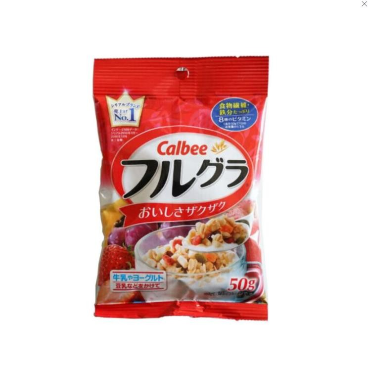 CALBEE Fruit Wheat Cereal 50g