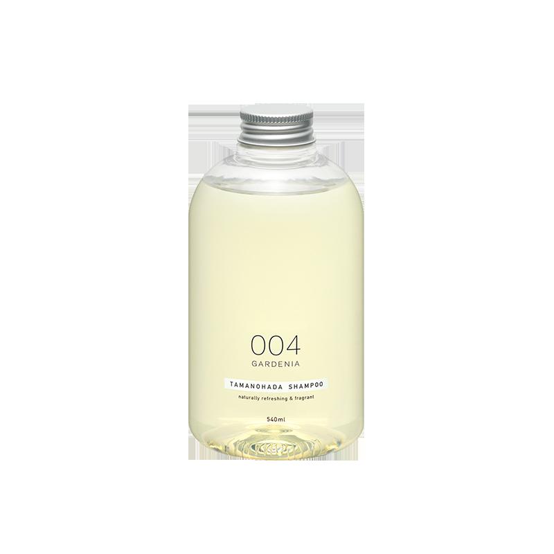 tamanohada玉肌控油无硅洗发水玉之肌护发素004栀子花香