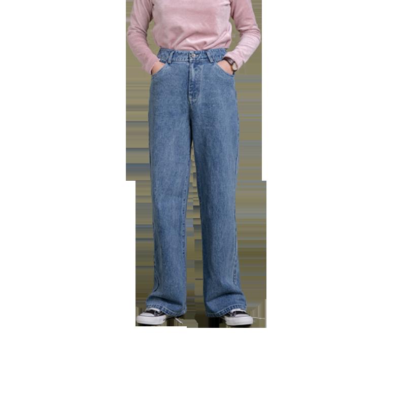 odd maker 搭配牛仔裤 2色