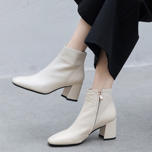 East TATA women's shoes  autumn and winter new elastic socks boots thin boots her official flagship store shoes small ck