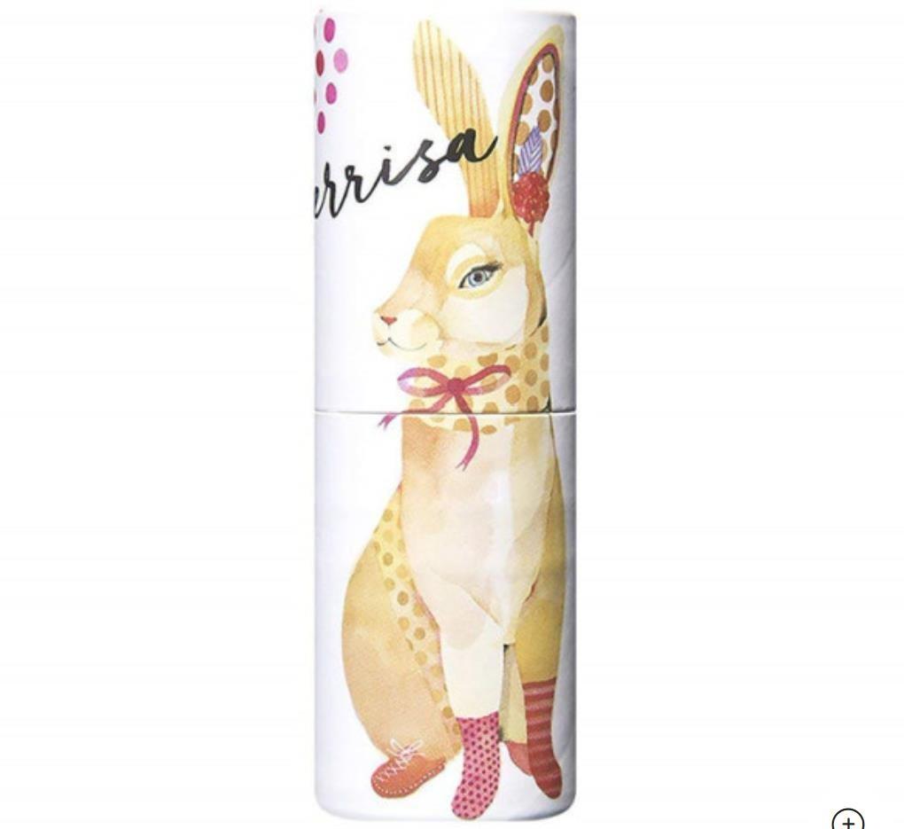 【日本直邮】日本FITS VASILISA 可爱动物造型固体果味香水棒 香草和酸甜浆果香 5g