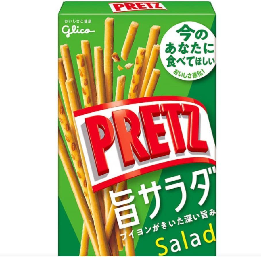 【日本直邮】日本格力高 PRETZ百力滋 浓汤沙拉口味脆棒 69g