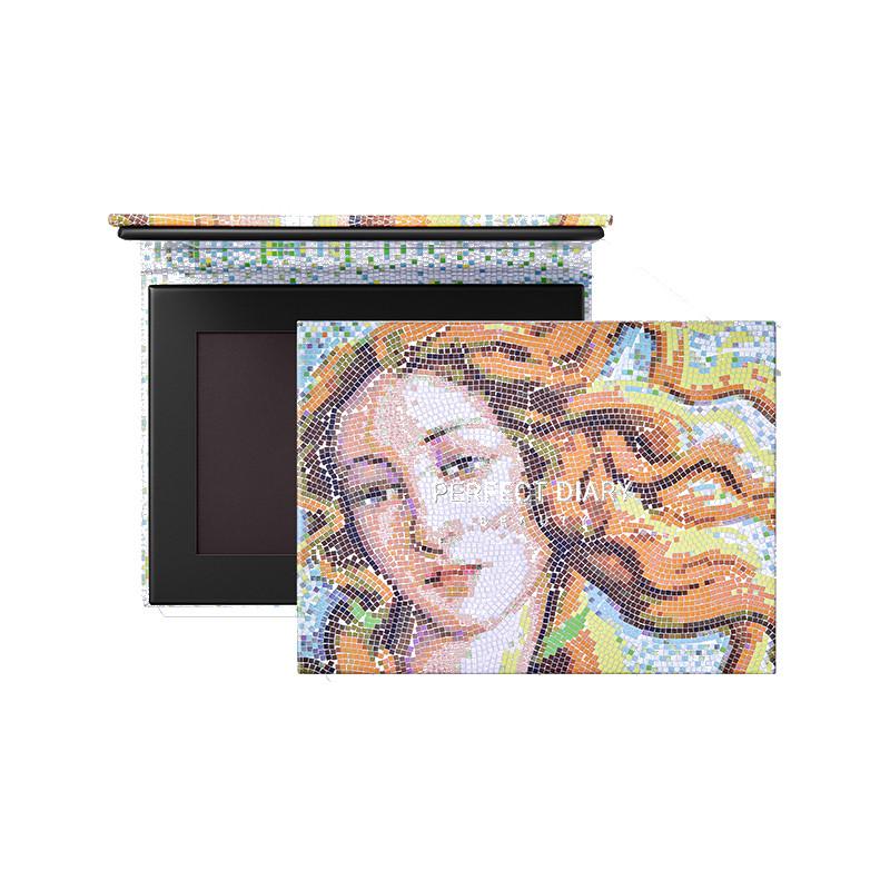 完美日记单色眼影收纳盘DIY磁铁吸铁空盘分装压盘替换化妆盒组合