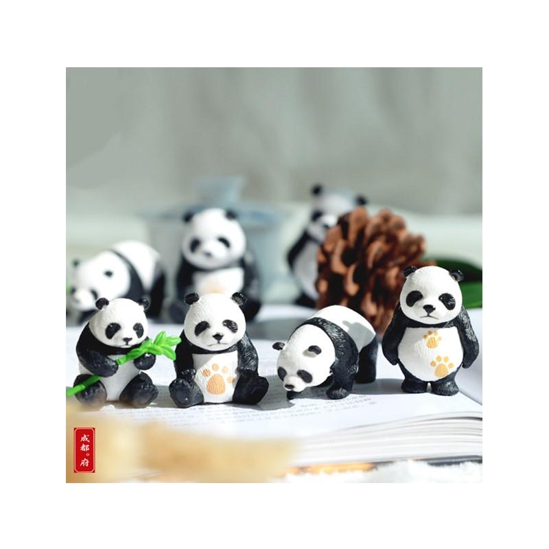 Simulation Panda Decoration Decoration Chengdu Tourism Souvenir Gift