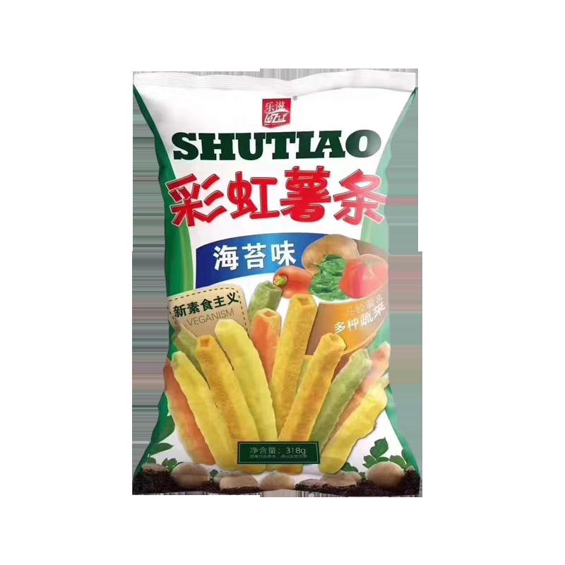LeZzi Rainbow chips 318g