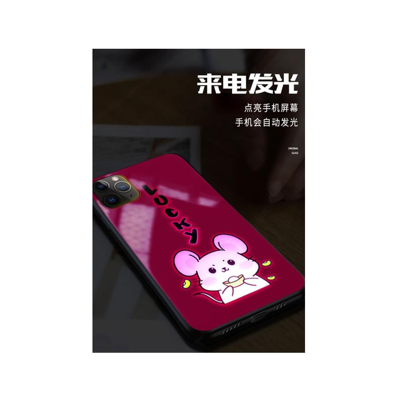 iphone11Promax来电发光手机壳