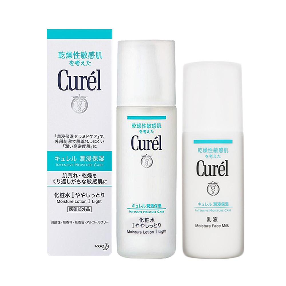 CURÉL珂润 润浸保湿 (化妆水II/乳液)