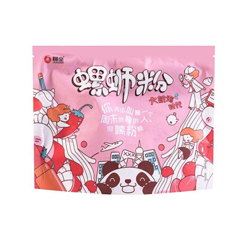 粉色新包装 柳全 大航海时代 螺蛳粉 360g
