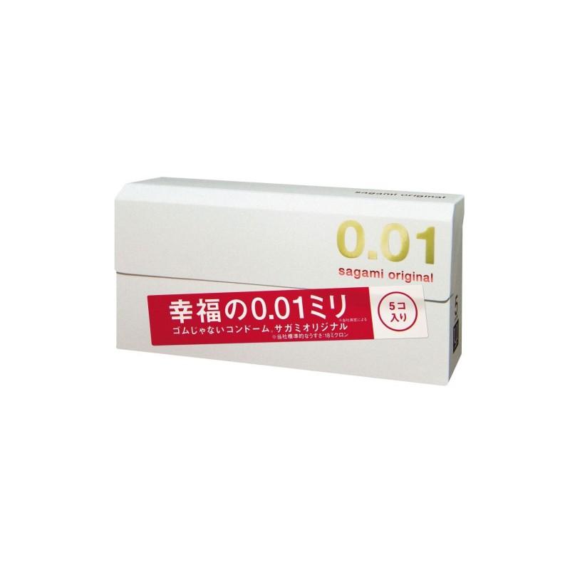 SAGAMI相模原创 幸福0.01mm避孕套