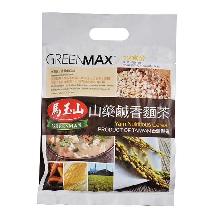 马玉山 山药咸香面茶 420g