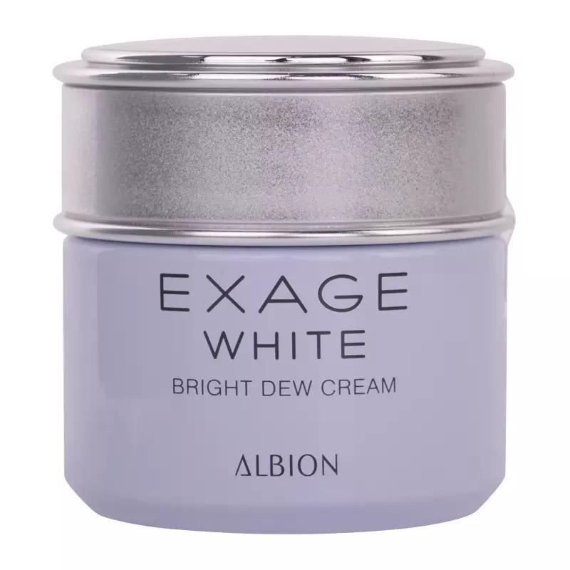 Japan ALBION orbin refreshing white dew dew Cream 30g