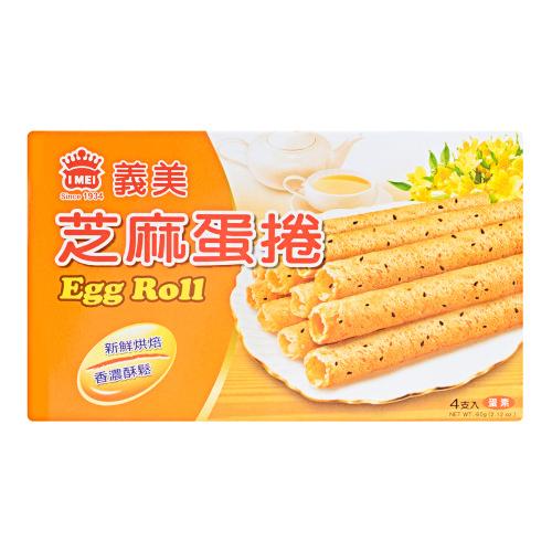 台湾IMEI义美 蛋卷 4支入 60g