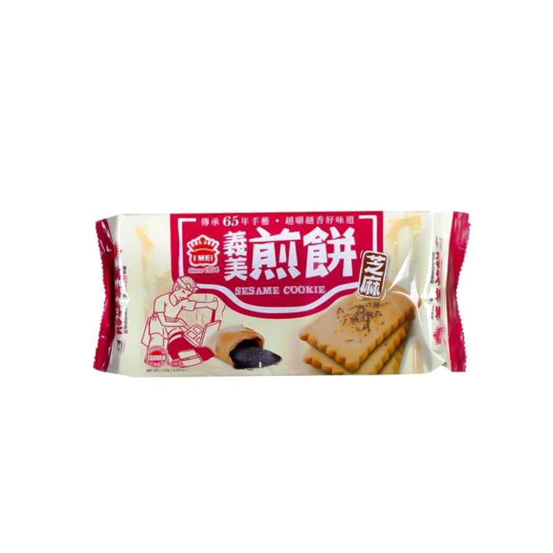 台湾IMEI义美 多口味煎饼 115g