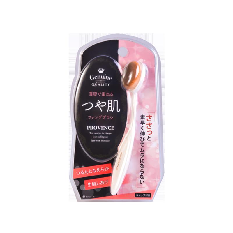 Japan SHO-BI super fine wool smooth foundation brush large single entry